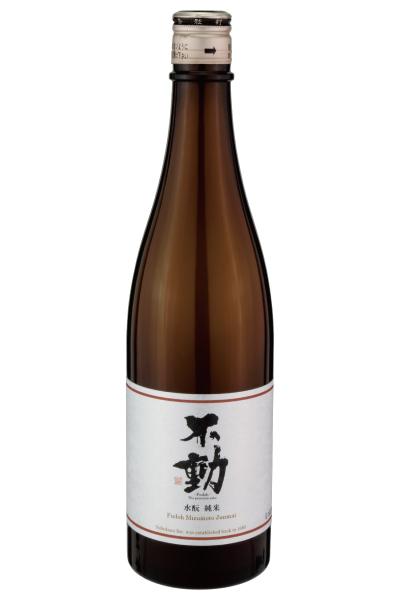 不動 水酛 純米生原酒